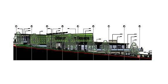 Worley Drive, Gilston Masterplan Demo Video v3
