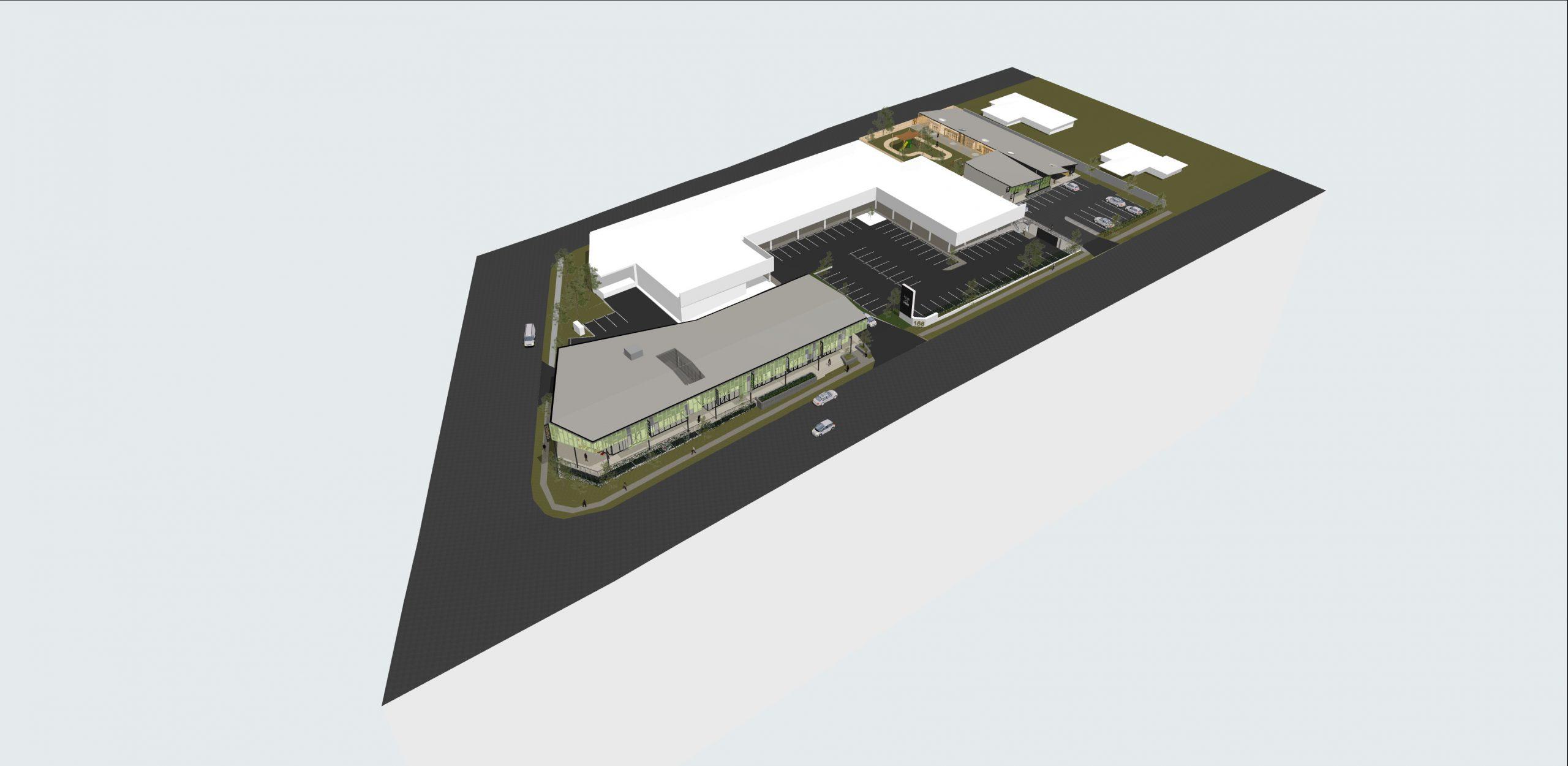 Gowan Village Centre Extension